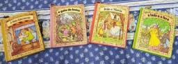 Título do anúncio: Quatro livros infantis da Coleção Panorama Ano 60/70