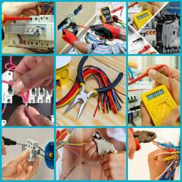Serviços e Manutenção elétrica Residencial