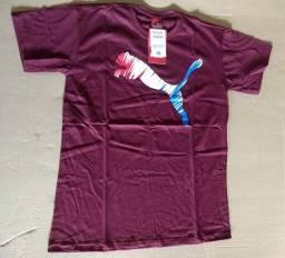 Camisa Estilo Puma Tamanho M