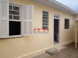 Casa com 1 dormitório para alugar por R$ 650,00/mês - Vila Pirapora - Jundiaí/SP