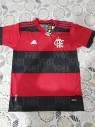 Nova Camisa Flamengo 2021/22