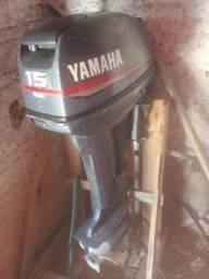 Motor yamara 15 hp