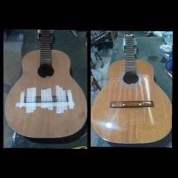 Título do anúncio: DL Luthieria(Luthier bairro Aparecida)