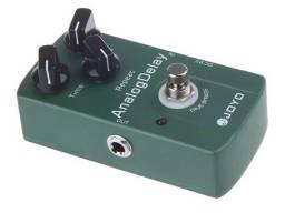 Pedal joyo analog delay para Guitarra seminovo na caixa
