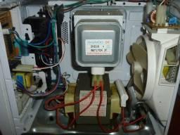 Assistência Técnica em Microondas - (Todas as Marcas)