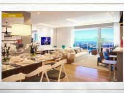 Apartamentos de 125 m² com 4 suítes e 2 vagas - Residencial Jardins - Planta diferenciada