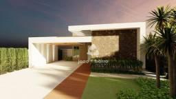 Casa com 3 dormitórios à venda, 154 m² por R$ 1.050.000 - Alphaville 3 - Campo Grande/MS