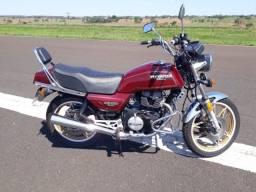 Título do anúncio: Vendo esta moto Honda CB 450 Custom - Ano 1986