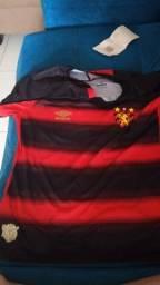 camisa do sport oficial