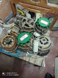 Motores de máquina de lavar e tanquinho