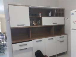 Armário  para cozinho semi novo  pouco tempo de uso