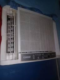 Ar condicionado gelando muito do meu uso