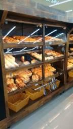 Vasca Nova  de pão ( Temos tudo Novo para o seu comércio)