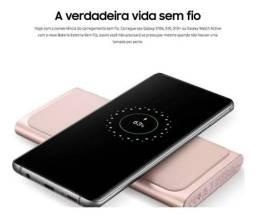 Bateria Externa Samsung Carga Rápida Wireless 10.000mAh