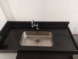 Pia de banheiro, cozinha e pedra para balcão marmore
