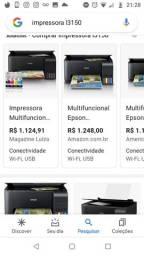 Título do anúncio: Impressora l3150 troco por Cel