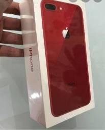 Iphone S8 Plus 64GB RED
