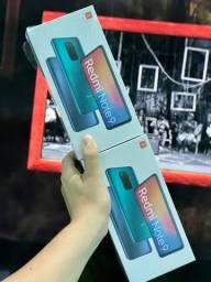 Xiaomi note 9 128gb 4gb ram lacrados originais
