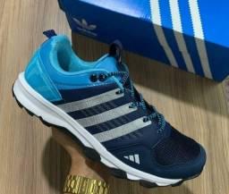 Vendo Tênis Adidas e Mizuno ( 130 com entrega)