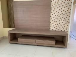 Vendo rack e painel de tv em MDF