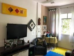Título do anúncio: Apto 2 Quartos com vaga para alugar, 70 m² por R$ 1.000/mês - Fonseca - Niterói/RJ