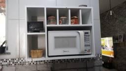 Dois Móveis Projetado para Cozinha