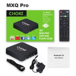 Smart Tv mxq Pro TV box