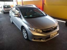 Civic EXS 1.8 Automático 2012 Com Teto