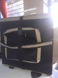 Bags pra entrega de lanches.