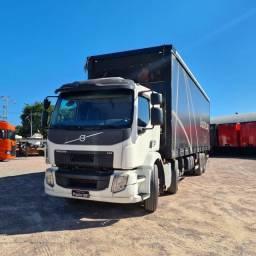 Caminhão Bitruck Volvo Vm330 8x2 4º Eixo Sider - Vm 330 2015