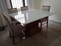 Título do anúncio: Mesa quadrada nova completa pronta entrega