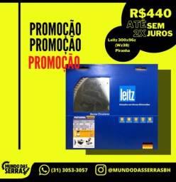 Serra LEITZ 300mm por 96 Dentes ( Piranha ) MENOR PREÇO DO BRASIL