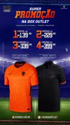 Camisas de Times - Futebol e NBA