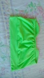 Título do anúncio: Top verde neon