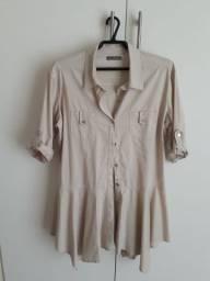 Vestido Chemisiê Camisa