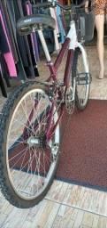 Bicicleta Caloi Aro 24 semi nova