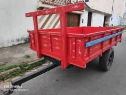 Carreta agrícola 3 mil kg 77- *