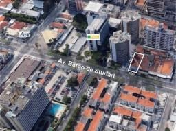 Terreno na Av. Barão de Studart, vizinho a FIEC.