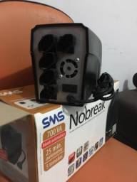 Nobreak potência 700va valor 200