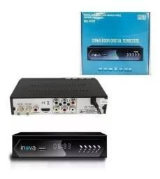 Conversor TV Digital com HDMI e RCA Tubo Antiga e Led DIG-7020 Inova