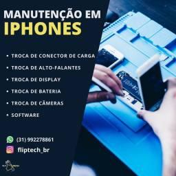 Manutenção em IPhones