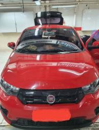 Fiat Mobi 1.0 GSR automatico Fácil de dirigir