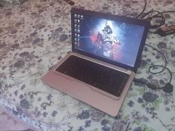 Notebook HP G42 / 4 GB de memoria/ 14 led / vídeo-aulas