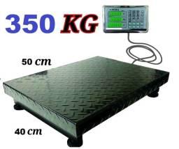 Título do anúncio: Balança Digital até 350kg painel separado 50x40cm nova garantia entrego e parcelo até 12X