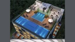 (E) Apartamento térreo com piscina em Porto de Galinhas (CUPE) 1 quarto