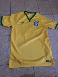Camisa seleção brasileira nike