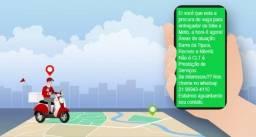Título do anúncio: Ei você, amigo entregador de bike ou moto, vagas para atuar em Niterói, venha conferir!!