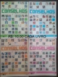 Livros Usados - R$:10,00