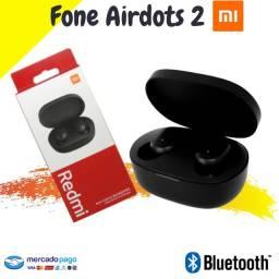 Fone Bluetooth Redmi Airdots 2 | Xiaomi