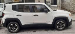Jeep Renegate Sport, 1.8 automatico ,banco de couro
